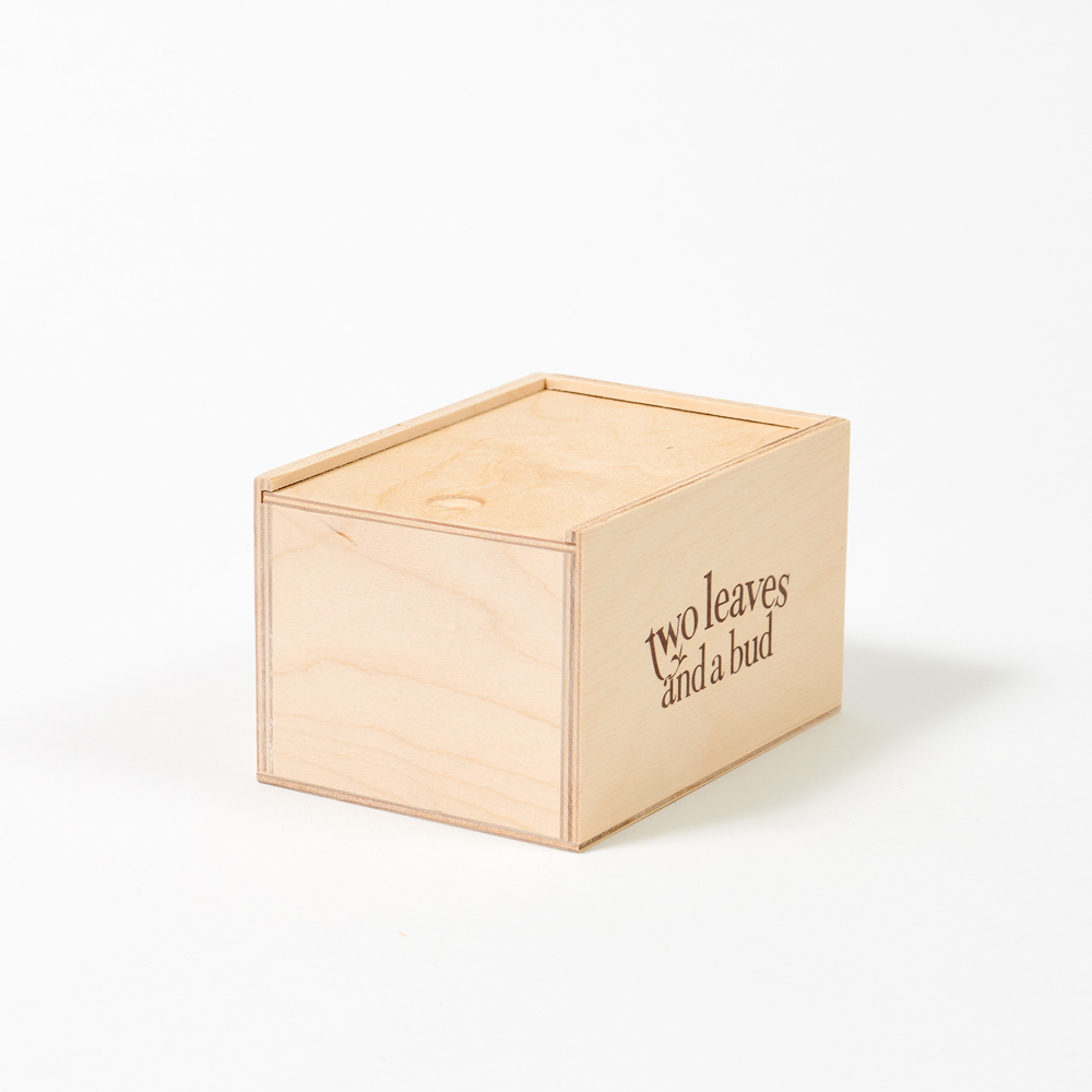 Wooden Gift Box Closed