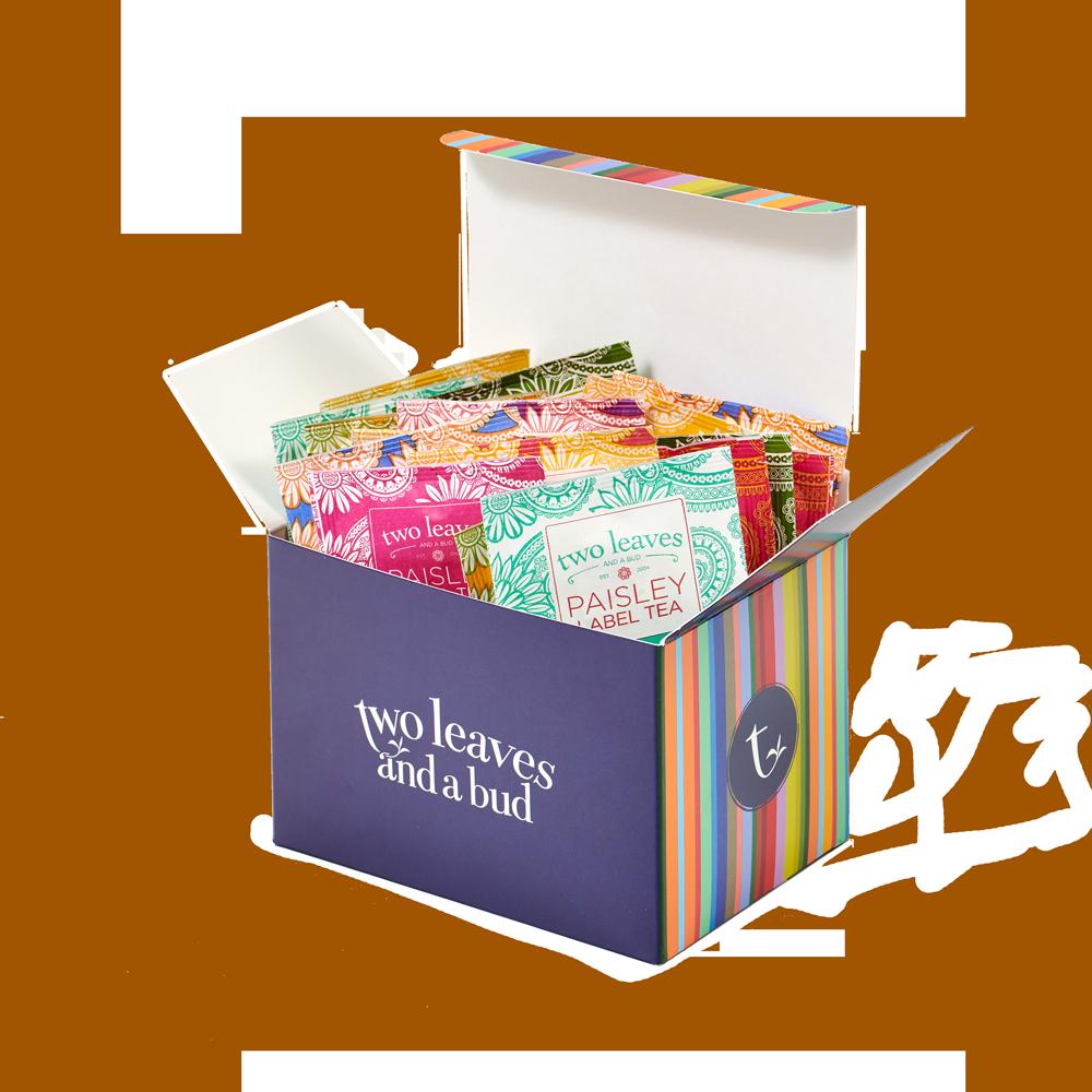 Paisley Sampler Box